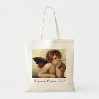 The Sistine Madonna (2nd detail) Tote Bag