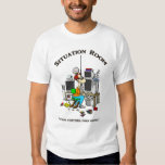 """""""The Situation Room"""" T Shirt"""