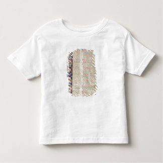 The Six Days of the Creation Toddler T-shirt
