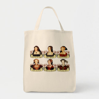 The SIx Wives of Henry VIII Classic Bags
