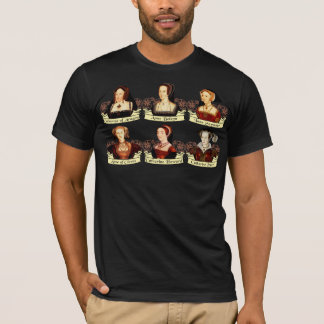 The SIx Wives of Henry VIII Classic T-Shirt