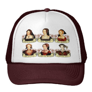 The SIx Wives of Henry VIII Classic Trucker Hat