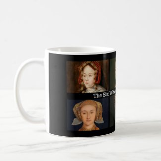 The Six Wives of Henry VIII Mug