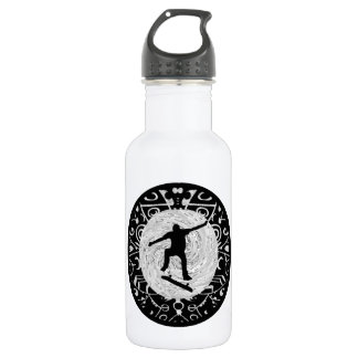 THE SKATE HAZE STAINLESS STEEL WATER BOTTLE