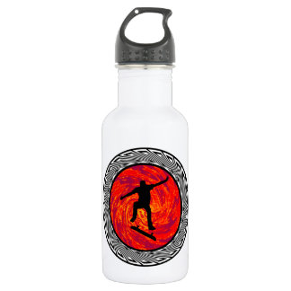 THE SKATE OUTLOOK WATER BOTTLE