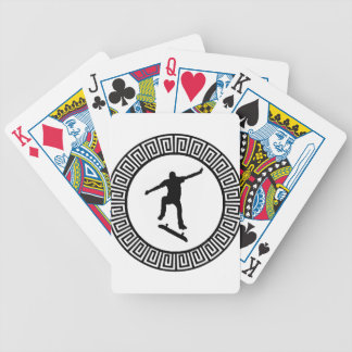 THE SKATE TRACK BICYCLE PLAYING CARDS