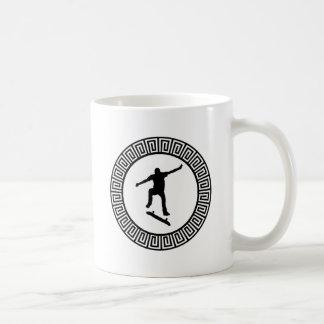 THE SKATE TRACK COFFEE MUG