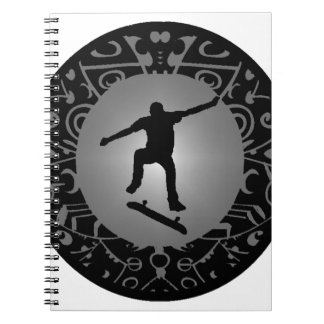 THE SKATE WAY NOTE BOOKS