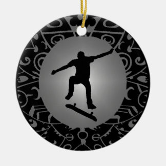 THE SKATE WAY CHRISTMAS ORNAMENTS
