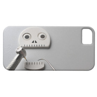 The skeleton which dental treatment is taken iPhone 5 case