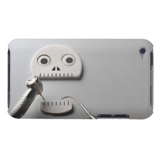 The skeleton which dental treatment is taken Case-Mate iPod touch case