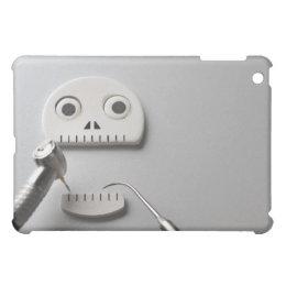 The skeleton which dental treatment is taken iPad mini cases