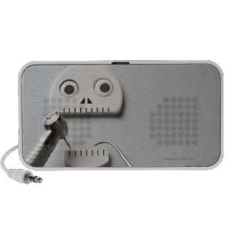 The skeleton which dental treatment is taken portable speakers