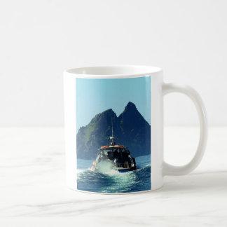 The Skellig Islands Classic White Coffee Mug