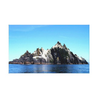 the Skelligs Kerry Ireland Canvas Print