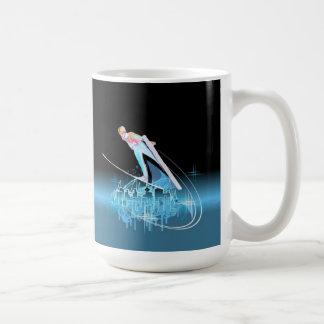 The Ski Jumper Mug