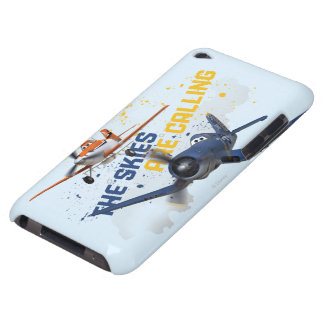The Skies are Calling iPod Touch Cases