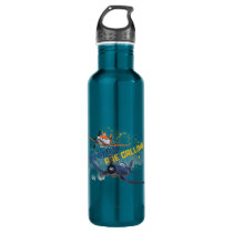 The Skies are Calling Stainless Steel Water Bottle