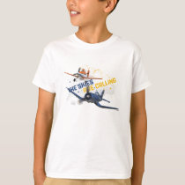The Skies are Calling T-Shirt