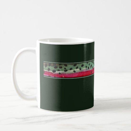 The Skin Rainbow Trout Coffee Mug