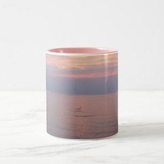 The Skipping Stone Two-Tone Coffee Mug