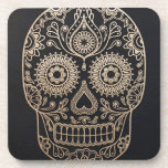 The Skull Drink Coasters