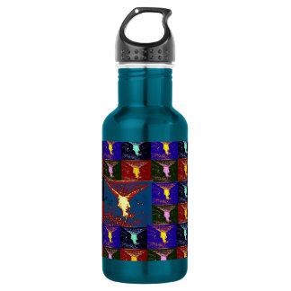 The Skull Liberty Bottle