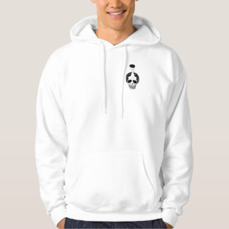 The Skull Smiley Mage Black Rainbow S Hoodie