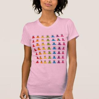 The Skull Smiley Turtleneck Allstars Rainbow7 B T-Shirt