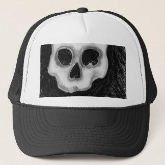 The Skull Trucker Hat