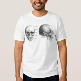 The Skull White Mens Tshirt