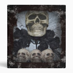 The Skulls Avery Binder