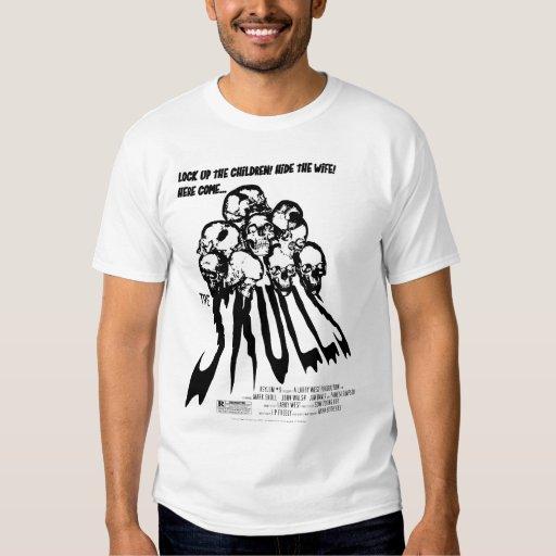 The Skulls Film T-shirt