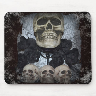 The Skulls Mouse Pad