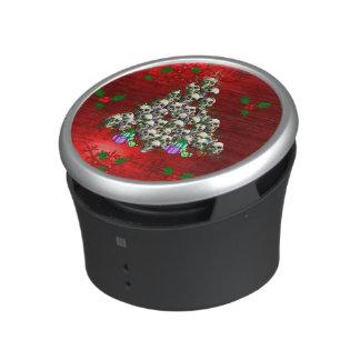 The Skulls of Christmas Bluetooth Speaker