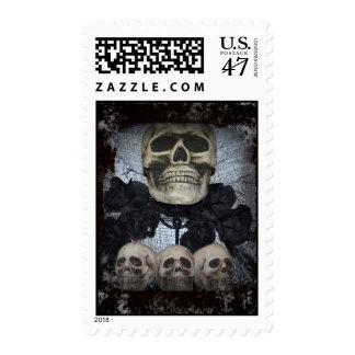 The Skulls Postage