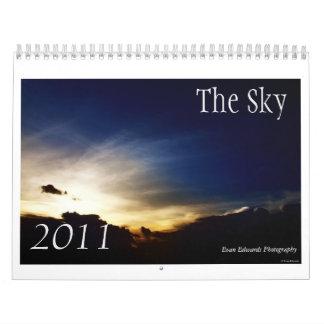 The Sky 2011 photo Calendar