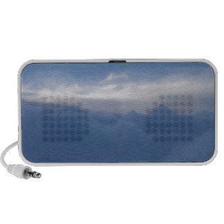 The Sky And The Clouds Notebook Speakers