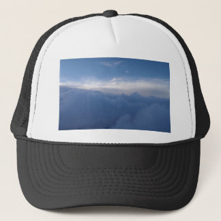 The Sky And The Clouds Trucker Hat
