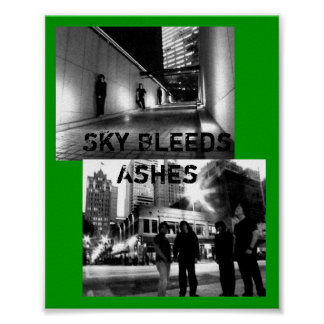 The Sky Bleeds Ashes poster