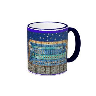 The sky Goddess Nut Ringer Coffee Mug