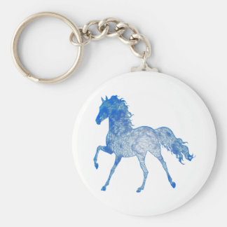 THE SKY HORSE KEYCHAIN