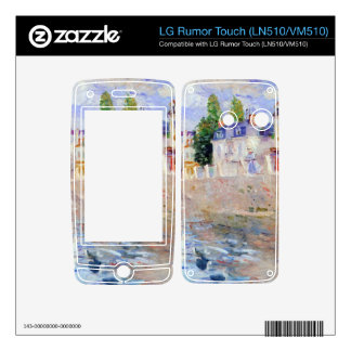 The sky in Bougival by Berthe Morisot LG Rumor Touch Skins