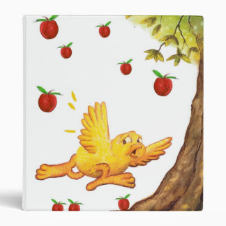The Sky is Falling 3 Ring Binder