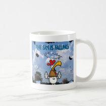 The Sky is Falling!!! Coffee Mug