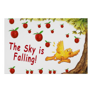 The Sky is Falling Poster