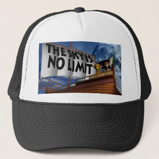 The Sky is No Limit Trucker Hat