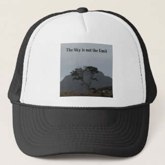 The Sky is not the limit Trucker Hat