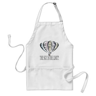 The Sky Is The Limit 2 Adult Apron