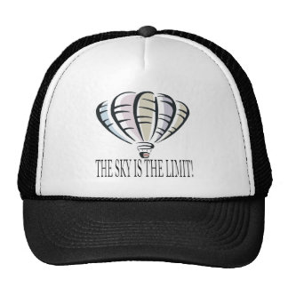 The Sky Is The Limit 2 Trucker Hat